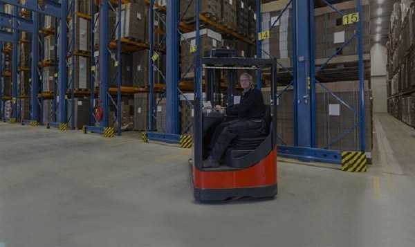 forklift training services