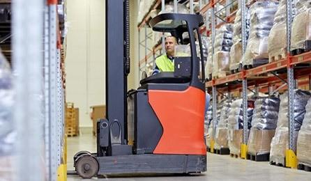 Onsite Forklift Training