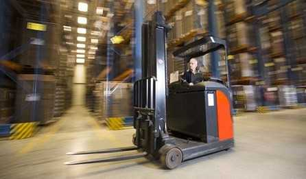 Reach Truck Conversion Courses