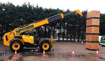 Rough Terrain Telehandler Training Sussex