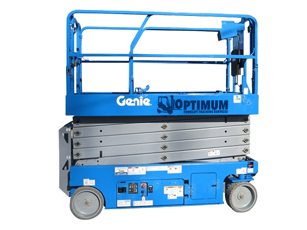 Scissor Lift Training Courses